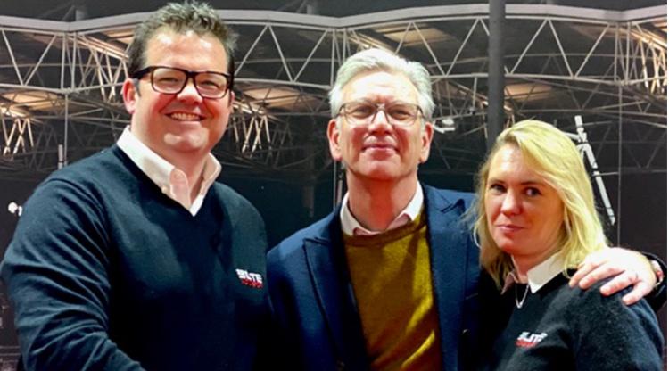 Renewed Partnership for RoamingExpert Racing and Bute Motorsport